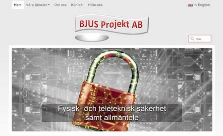 BJUS Projekt AB