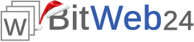 BitWeb24:s logotyp